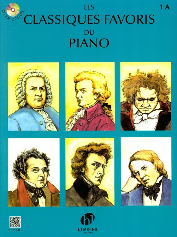 Classiques Favoris Volume 1A - Partition - laflutedepan.com