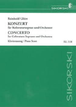 Concerto Pour Soprano Colorature et Orchestre Opus 82 laflutedepan