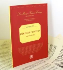Second Livre de Pièces de Clavecin Jacques Duphly laflutedepan