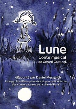 Lune DVD - Gérard Gastinel - Livre - laflutedepan.com