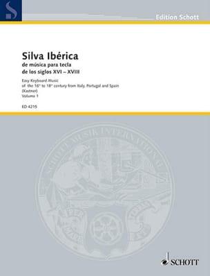 Silva Ibérica. Volume 1 Partition Clavecin - laflutedepan