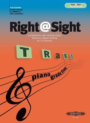 Right@sight Grade 5 - T.A. Johnson - Partition - laflutedepan.com