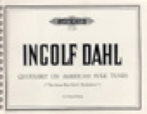 Quodlibet On American Folk Tunes. 2 pianos 8 mains - laflutedepan.com
