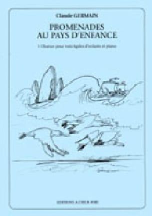 Promenades Au Pays D'enfance - Claude Germain - laflutedepan.com