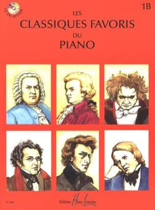Classiques Favoris Volume 1B Partition Piano - laflutedepan