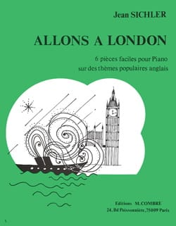 Allons A London Jean Sichler Partition Piano - laflutedepan