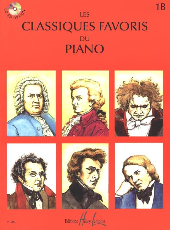 Classiques Favoris Volume 1B - Partition - laflutedepan.com