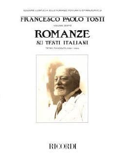 Romanze Su Testi Italiani Terza Raccolta laflutedepan