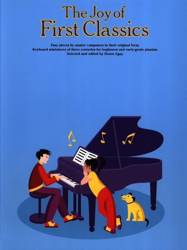Joy Of First Classics Book 1 - Partition - laflutedepan.com