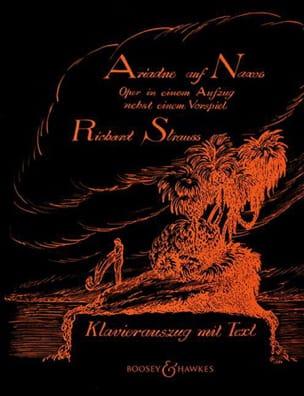 Ariane à Naxos Opus 60 Richard Strauss Partition Opéras - laflutedepan