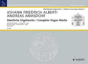Sämtliche Orgelwerke laflutedepan