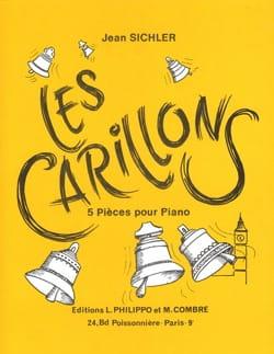 Les Carillons Jean Sichler Partition Piano - laflutedepan