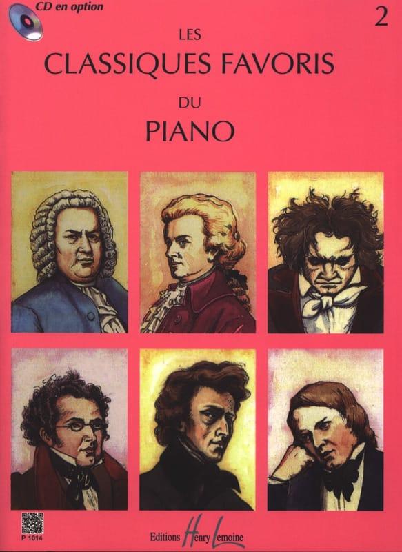 Classiques Favoris Volume 2 - Partition - laflutedepan.be