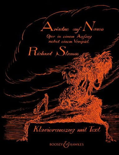 Ariane à Naxos Opus 60 - Richard Strauss - laflutedepan.com