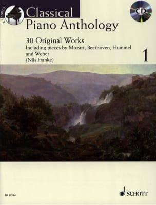 Classical Piano Anthology. Volume 1 Partition Piano - laflutedepan