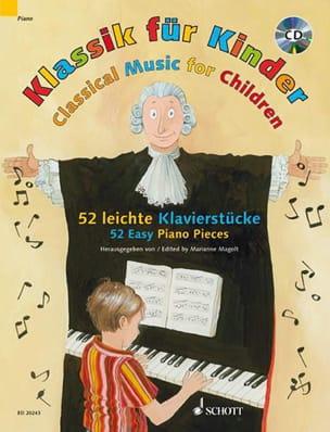 Klassik Für Kinder Partition Piano - laflutedepan