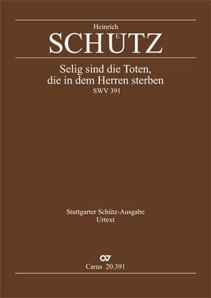 Selig Sind Die Toten Die In Dem Herren Sterben Swv 391 - laflutedepan.com