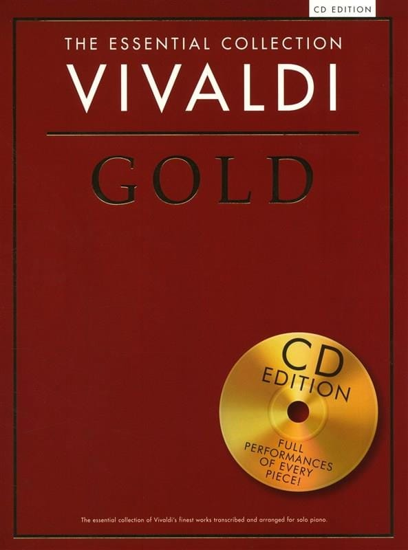The Essential Collection - Vivald Gold - VIVALDI - laflutedepan.com