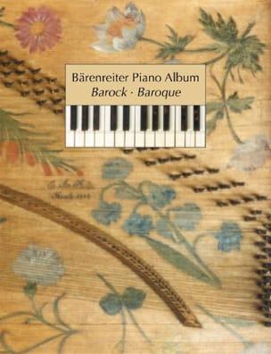 Baroque Barenreiter Piano Album Partition Piano - laflutedepan