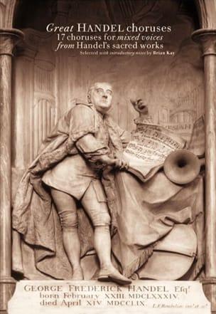 Great Choruses From Sacred Works HAENDEL Partition laflutedepan