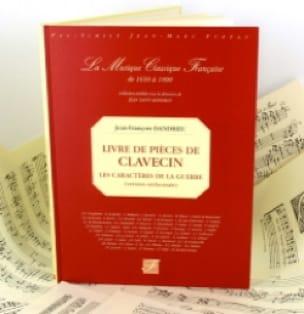 Livre De Pièces - DANDRIEU - Partition - Clavecin - laflutedepan.com