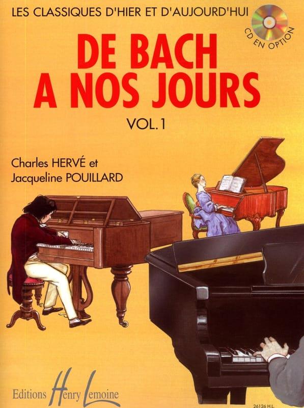 de Bach à nos Jours - Volume 1A - laflutedepan.be
