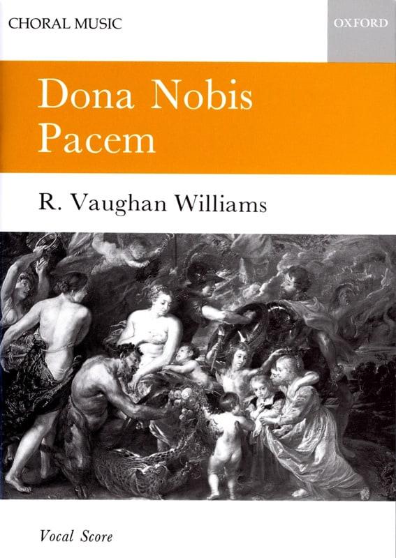 Dona Nobis Pacem - WILLIAMS VAUGHAN - Partition - laflutedepan.com