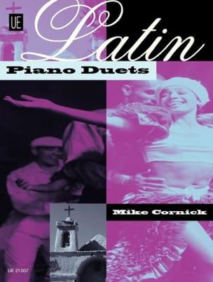 Latin Piano Duet Mike Cornick Partition Piano - laflutedepan