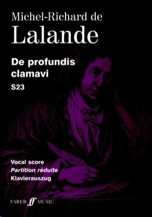 De Profundis Clamavi S 23 - laflutedepan.com
