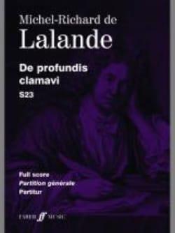 De Profundis Clamavi S 23. Conducteur laflutedepan