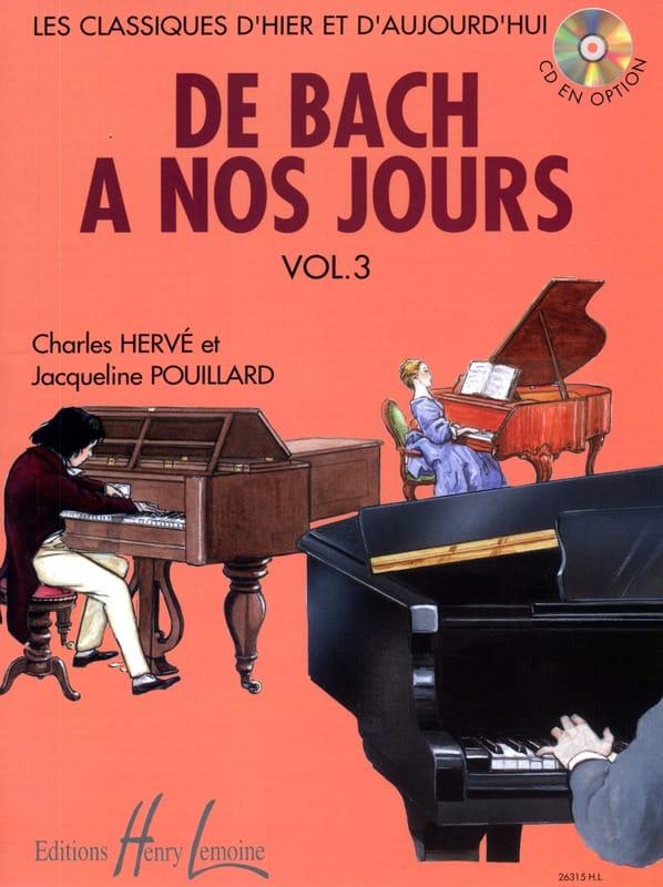 de Bach à nos Jours - Volume 3A - laflutedepan.com