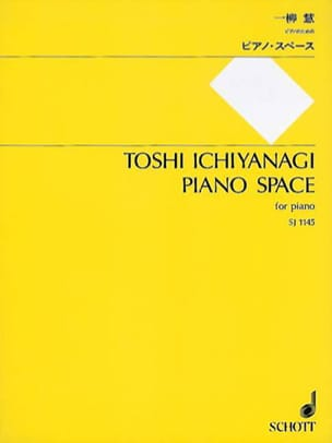 Piano Space Toshi Ichiyanagi Partition Piano - laflutedepan