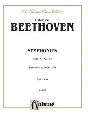 Symphonies n° 1 à 5. Volume 1 - laflutedepan.com