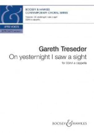 On yesternight I saw a sight - Gareth Treseder - laflutedepan.com