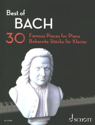 BACH - Best of BACH - Partition - di-arezzo.com