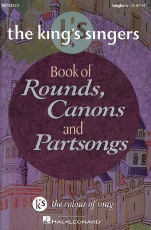 King's Singers - Rounds, Canons And Partsongs Partition laflutedepan