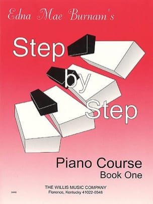 Step by step course Volume 1 Edna-Mae Burnam Partition laflutedepan