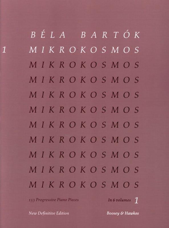 Mikrokosmos Volume 1 - BARTOK - Partition - Piano - laflutedepan.com