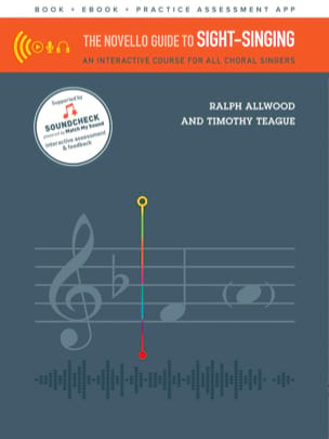 The Novello Guide To Sight-Singing Partition Pédagogie - laflutedepan