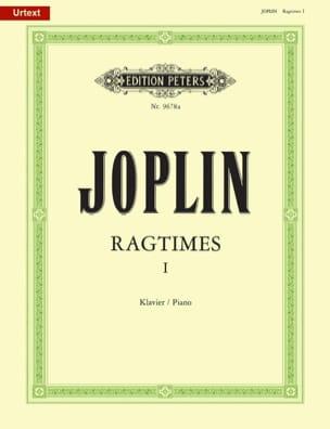 20 Ragtimes Volume 1 JOPLIN Partition Piano - laflutedepan