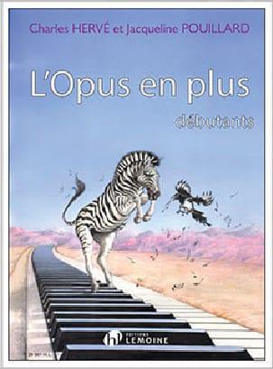 L' Opus en Plus - HERVÉ - POUILLARD - Partition - laflutedepan.com