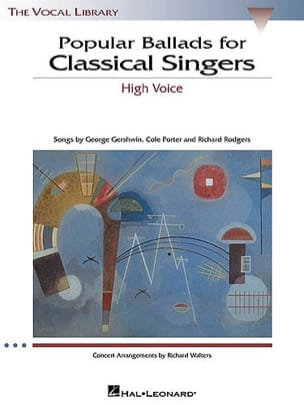 Popular Ballads For Classical Singers. Voix Haute laflutedepan