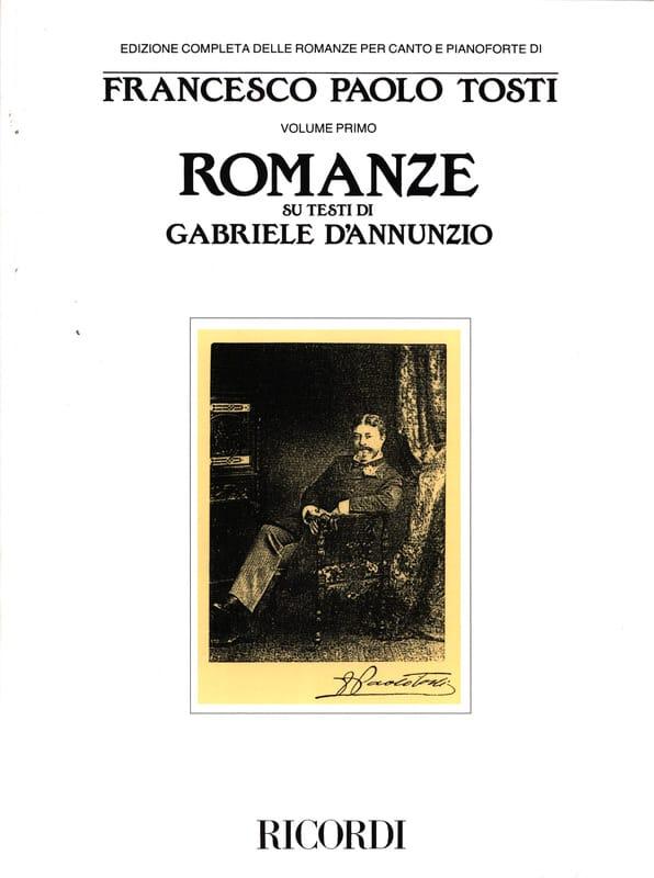Romanze Su Testi Di Gabriele d'Annunzio - laflutedepan.com