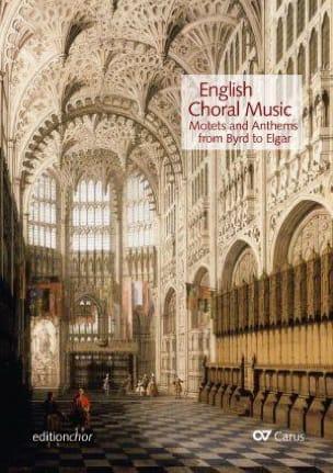 English choral music Partition Chœur - laflutedepan