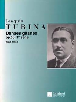 5 Danses Gitanes - Opus 55 1ère Série TURINA Partition laflutedepan