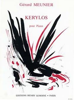 Kerylos Gérard Meunier Partition Piano - laflutedepan