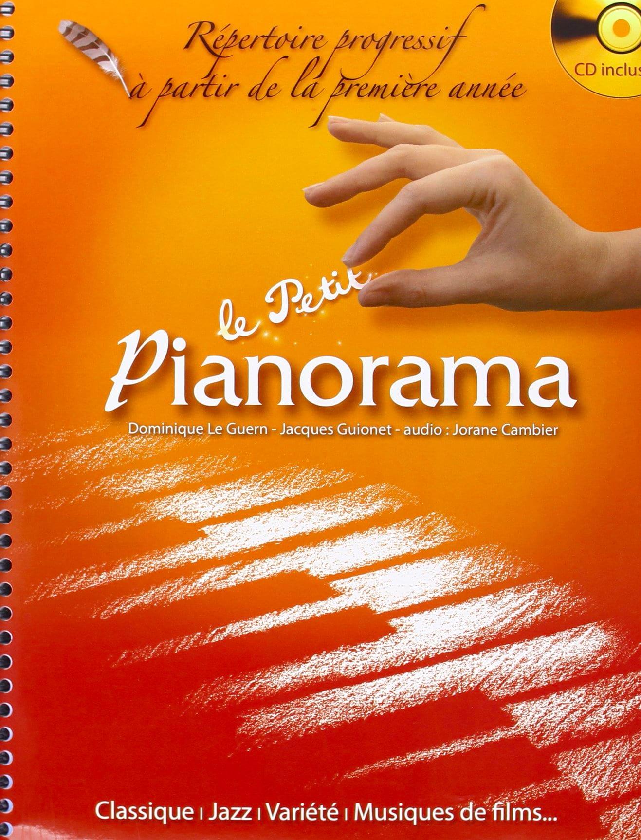 Le Petit Pianorama - Partition - Piano - laflutedepan.be