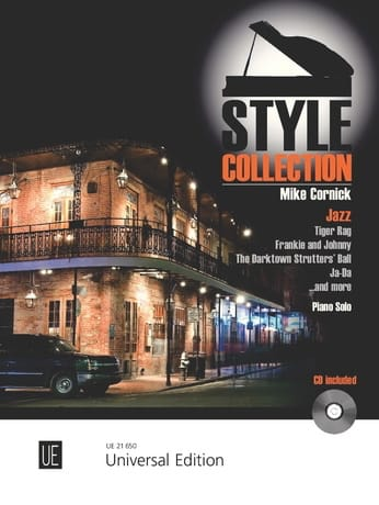 Style collection jazz - Partition - Piano - laflutedepan.com