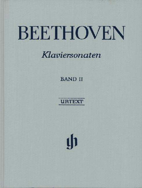 Sonates Pour Piano, Volume 2 - Edition Reliée - laflutedepan.com