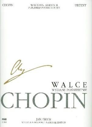 Valses. Serie B CHOPIN Partition Piano - laflutedepan